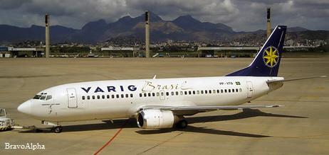 VARIG | ::: Boeing 737-300